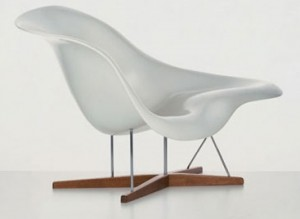 Un icono del diseño orgánico, La Chaise